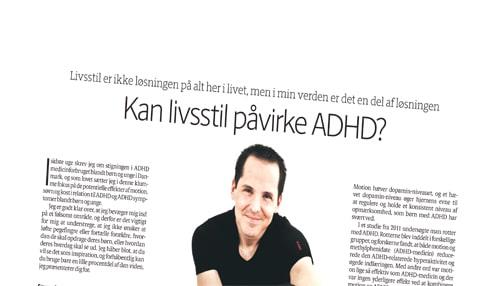 Kan livsstil påvirke ADHD?
