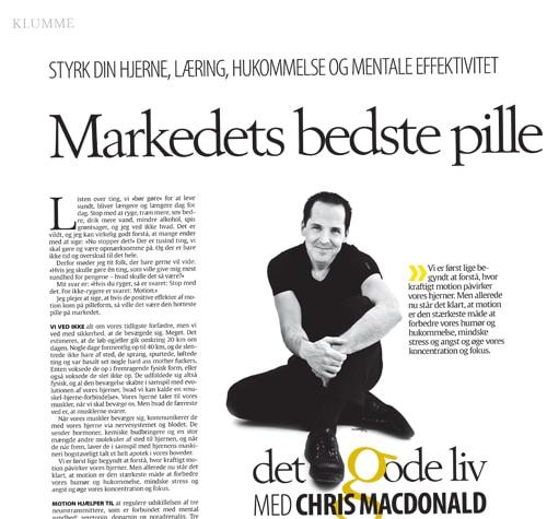 Markedets bedste pille